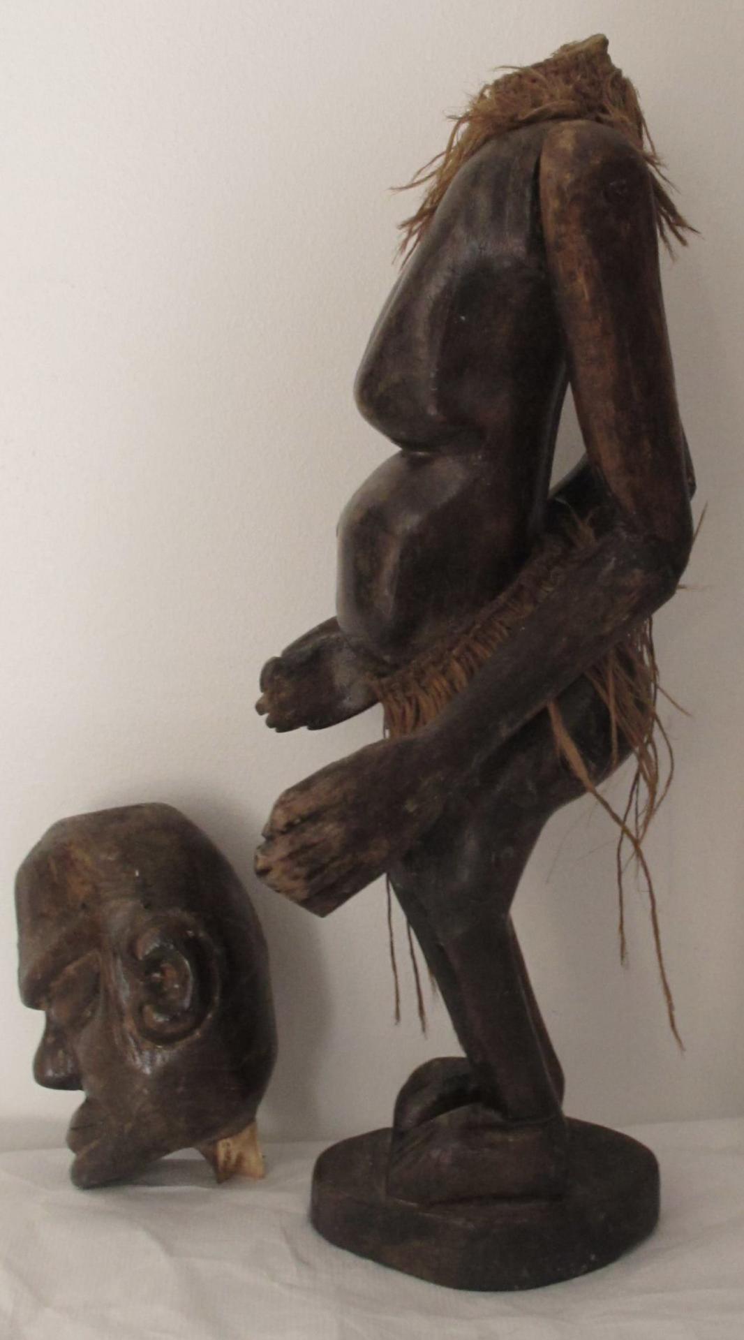 Statuette avant 1